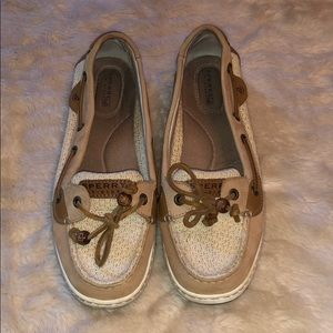 Sperry Knit Boat Shoes